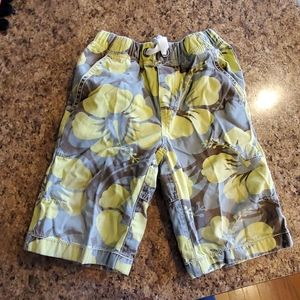 EUC Mini Boden floral shorts - 5